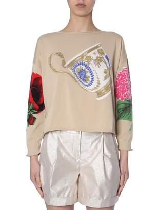 Moschino Crewneck Sweater