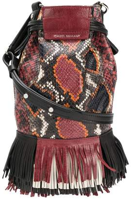 Isabel Marant Askiah day bag