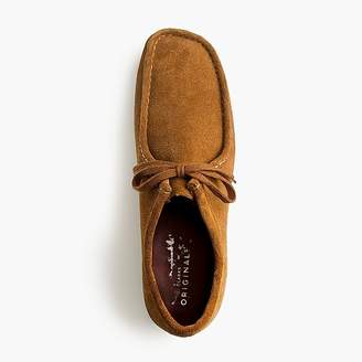 Clarks Wallabee® shoes in suede