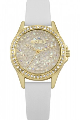 Missguided Ladies Watch MG013WG