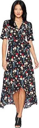 Equipment Women's Festive Floral Printed Imogene Dress