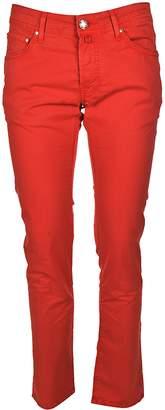 Jacob Cohen Bandana Pocket Slim-fit Jeans