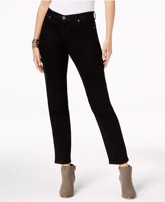 Style&Co. Style & Co Tummy-Control High Rise Straight-Leg Jeans, Created for Macy's
