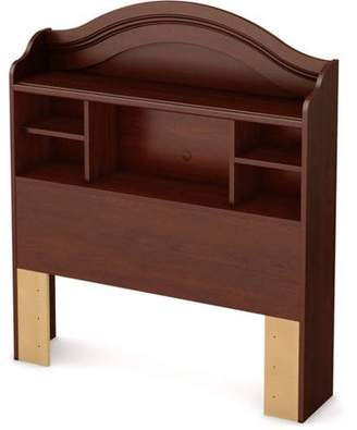 South Shore Furniture South Shore Summer Breeze Twin Bookcase Headboard, 39'', Multiple Finishes