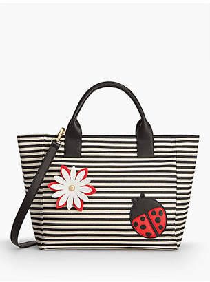 Talbots Spring Whimsy Tote