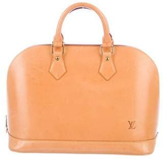 Louis Vuitton Vachetta Alma PM