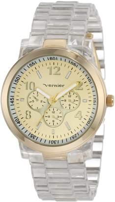 Vernier Women's VNR11033 Round Bracelet Fashion Watch