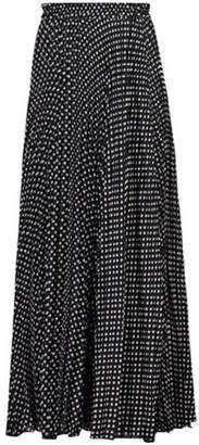 Dorothy Perkins Womens *Jolie Moi Black Polka Dot Maxi Skirt