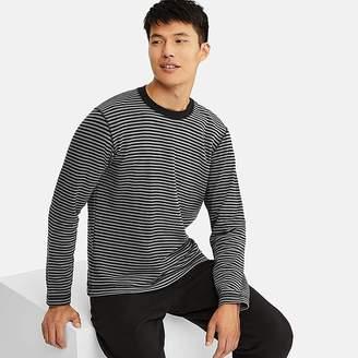 Uniqlo Men's Ultra Stretch Long-sleeve Lounge Set