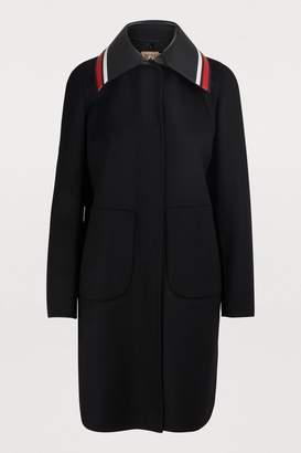 N°21 N 21 Wool-blend coat