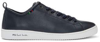 Paul Smith Navy Miyaya Sneakers