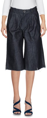 Bark Denim bermudas
