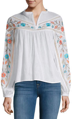 Kas Embroidered Top