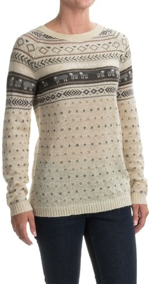 Woolrich Mohair Fair Isle II Sweater (For Women) $29.99 thestylecure.com