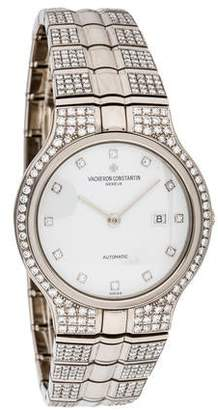 Vacheron Constantin Phidias Watch $31,250 thestylecure.com