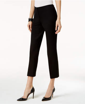 Alfani Cropped Pants, Created for Macy's $59.50 thestylecure.com