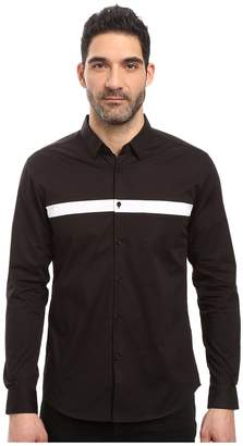 7 Diamonds Silver Linings Long Sleeve Shirt Men's Long Sleeve Button Up