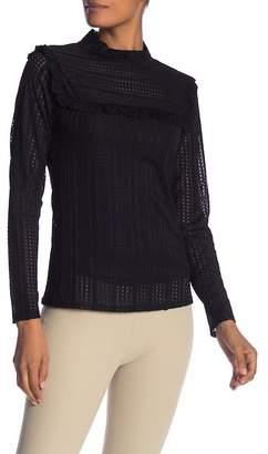 Molly Bracken Knitted Blouse