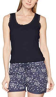 Betty Barclay Women's 3837/2921 Tank Top, (Shiny Silver 9227), 6