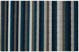 Chilewich Shag Even Stripe door mat