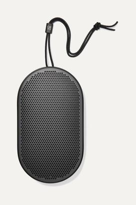 Bang & Olufsen - P2 Portable Bluetooth Speaker - Black