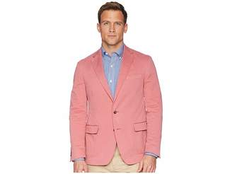 Polo Ralph Lauren Garment Dyed Cotton Stretch Sportcoat Men's Coat