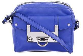 Milly Leather Crossbody Bag