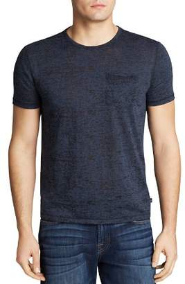 John Varvatos Star USA USA Short Sleeve Burnout Tee