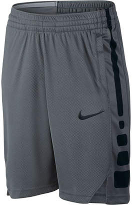 Nike Dry-fit Elite Basketball Short, Big Boys (8-20) $32 thestylecure.com