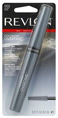 Revlon Color Stay 24 Mascara, Black 002, 0.21 Ounce by