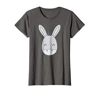 Womens Donkey Nativity Scene Costume   Christmas 2018 T-Shirt Small