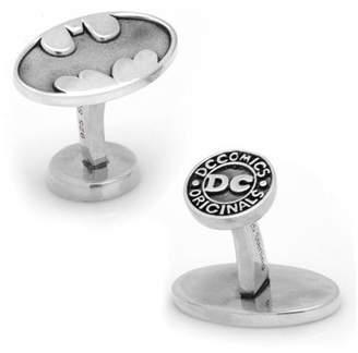 Cufflinks Inc. Sterling Silver Batman Cuff Links