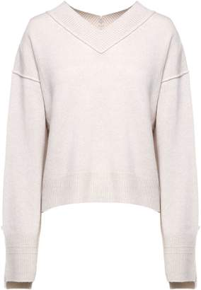 Helmut Lang V-neck Cashmere Sweater