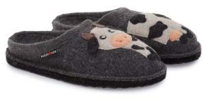 Haflinger 'Cow' Slipper