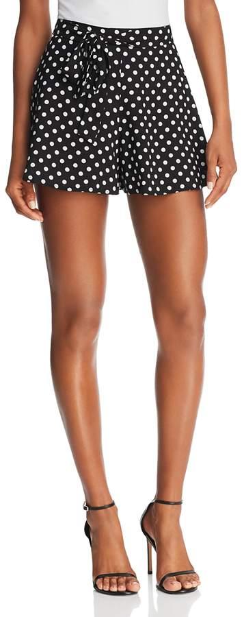 Polka Dot Flounce Shorts - 100% Exclusive