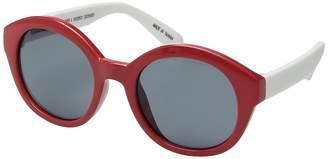 Janie and Jack Round Oversized Sunglasses Fashion Sunglasses