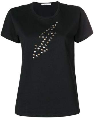 Givenchy studded lightning bolt T-shirt