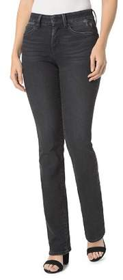 NYDJ Marilyn Straight-Leg Jeans in Campaign