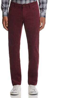 Bloomingdale's Flag & Anthem Ralston Straight Fit Corduroy Pants