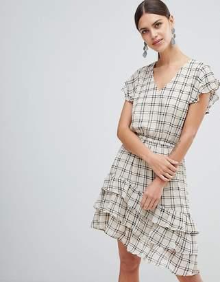 7868d9b4c61e Cream Skater Dress - ShopStyle UK