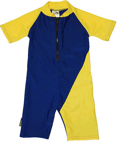 Sunwise Swimwear Sunwise Boys UV Swimsuit - Blue Shark (18 Months)