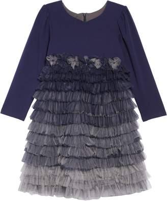Chloé Isobella & Adora-Belle Tulle Empire Dress