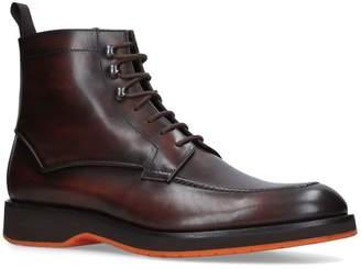 Harry's of London Alex Lace Up Boots