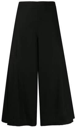 Teija draped culottes