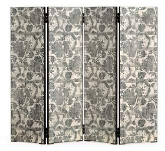 William Yeoward Jonathan Charles Fine Furniture Collected by Jonathan Charles 4 Panel Room Divider Jonathan Charles Fine Furniture