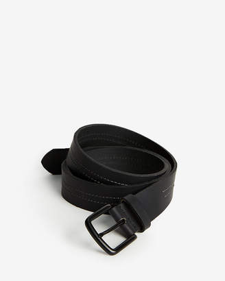 Express Double Stitched Prong Belt