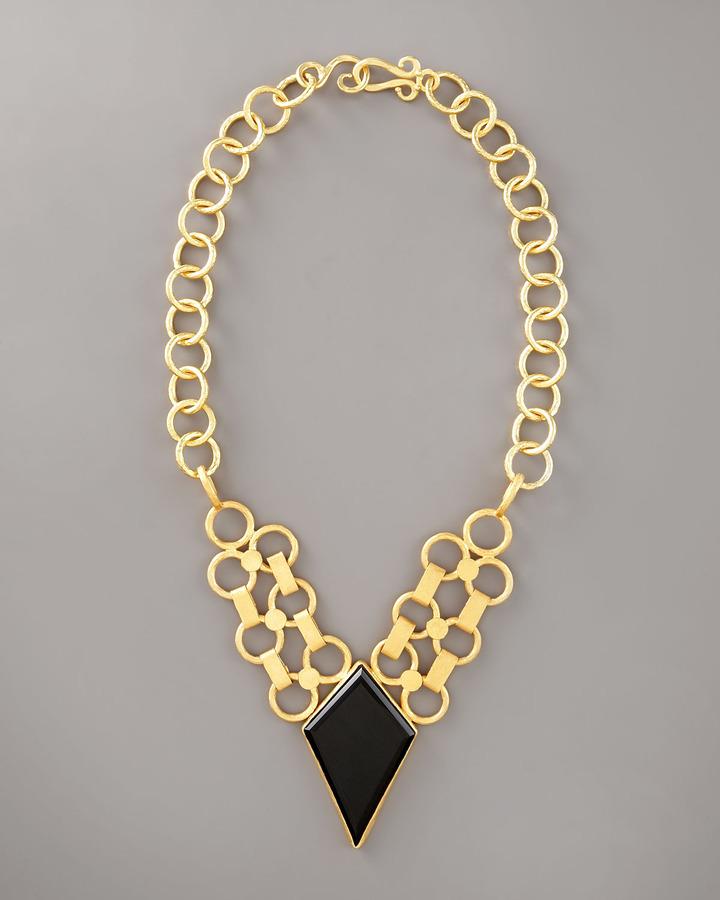 Stephanie Anne Aurora Chain Necklace