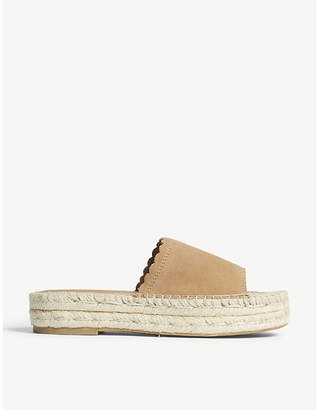 Aldo Papaikou wedge sandals