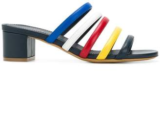 Mansur Gavriel Multi strap sandals