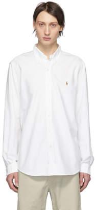 Polo Ralph Lauren White Oxford Shirt